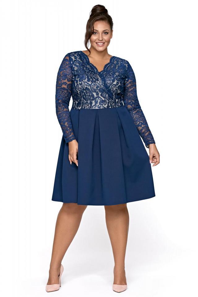 moda, odzież plus size, artykuł partnerski